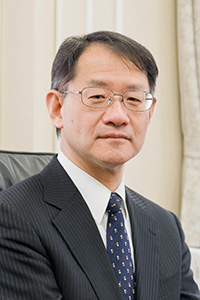 Mamoru MITSUISHI, Dr.Eng. Professor Dean off the School Enginnering The University of Tokyo